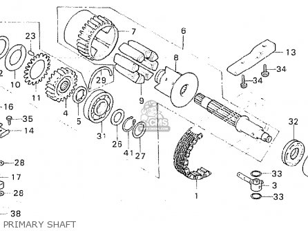 Honda CB750F2 1982 (C) AUSTRALIA parts lists and schematics