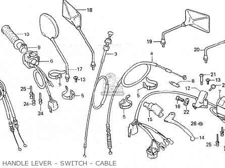 1977 Ironhead Wiring Diagram 1977 Ironhead Parts Wiring