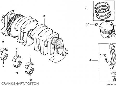 Honda CB750F2 SEVEN FIFTY 1992 (N) AUSTRIA / KPH parts
