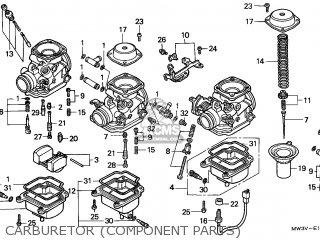 Honda CB750F2 SEVEN FIFTY 1997 (V) GERMANY / KPH 34P parts