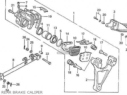 Honda Cb750f Carburetor Diagram Honda Camshaft Diagram