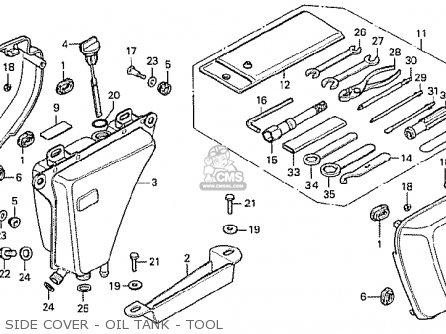 Honda CB750F2 SUPER SPORT FRANCE parts lists and schematics