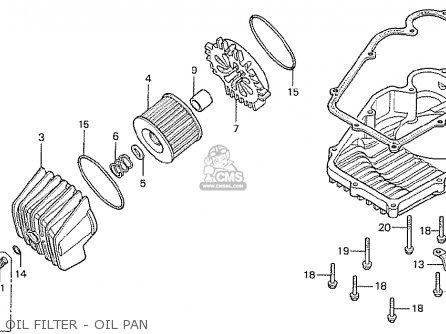 Honda CB750F2 SUPER SPORT GENERAL EXPORT KPH parts lists