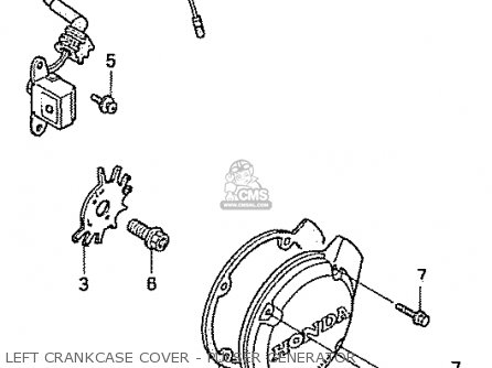Honda CB750F4 RC42 JAPANESE DOMESTIC parts lists and