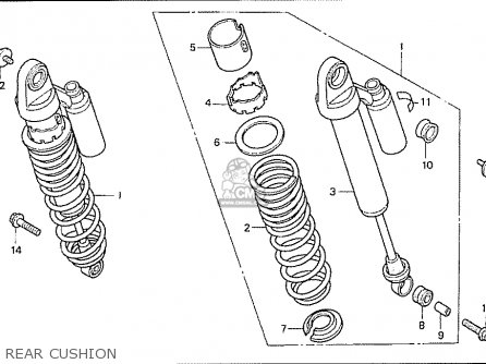 Honda CB750F5 RC42 JAPANESE DOMESTIC parts lists and