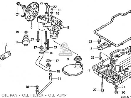 Honda CB750FIIN RC42 JAPANESE DOMESTIC parts lists and