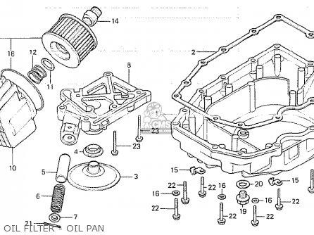 Honda CB750K 1979 (Z) FOUR EUROPEAN DIRECT SALES parts
