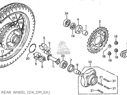 1978 Cb750k Wiring Diagram 1978 Cb750 Wiring Diagram