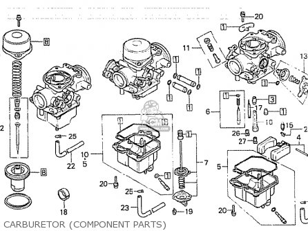 Honda CB750K 1980 (A) FOUR IRELAND POLICE parts lists and