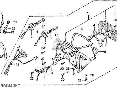 91 Cb750 Chopper Wiring Diagram
