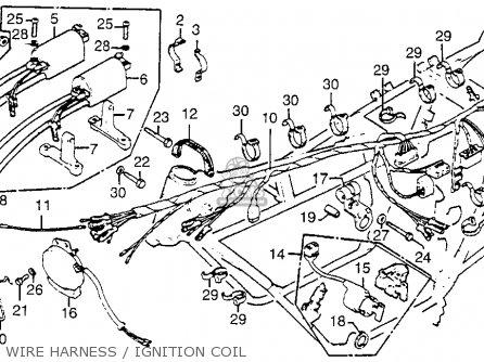 Honda Minimoto Wiring Diagram. Honda. Auto Wiring Diagram