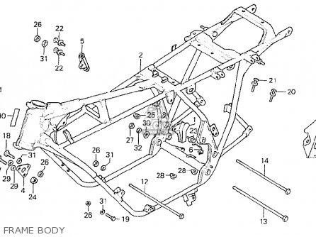 Honda CB750K7 FOUR EUROPEAN DIRECT SALES parts lists and