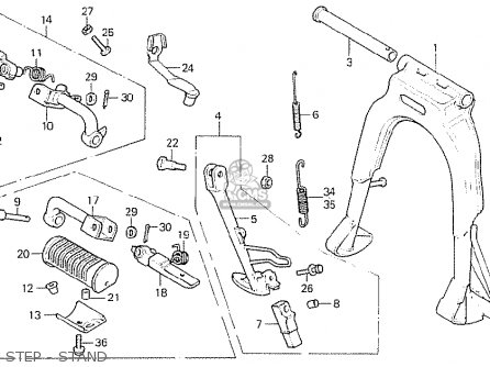 Honda Cb 750 Wiring Diagram Schematic Wiring Diagram