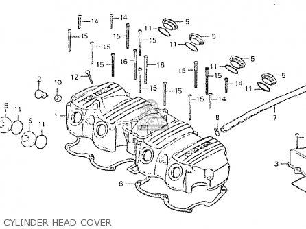 Honda CB750P7 EUROPEAN DIRECT SALES parts lists and schematics