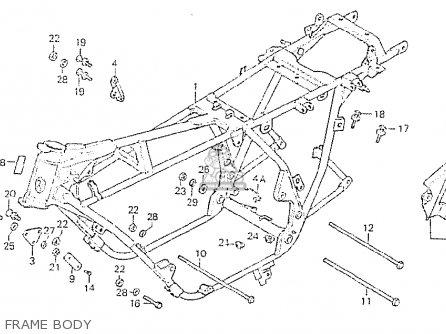 Honda CB750P7 GENERAL EXPORT TYPE 5 KPH parts lists and