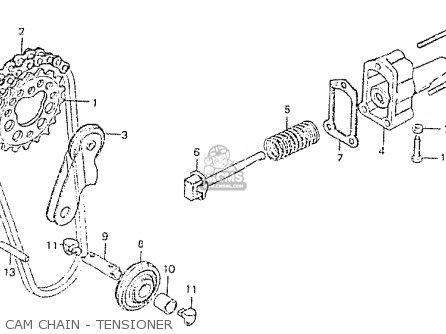 Honda Cb750p7 General Export Type 5 Mph parts list