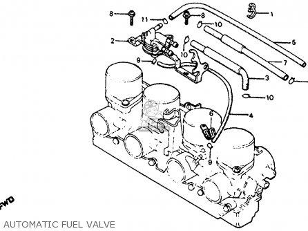 Honda Cb750 Sohc Engine, Honda, Free Engine Image For User