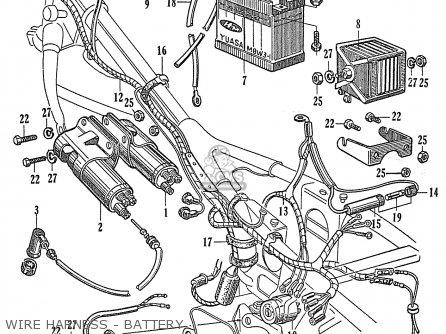 Honda Rincon Wiring Harness Honda Fuel Tank Wiring Diagram