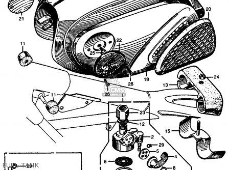 Simple Wiring Diagrams Honda Cb 750 Honda CB 750 Engine