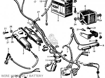 Honda Cb77 Super Hawk 305 1961 Usa parts list partsmanual