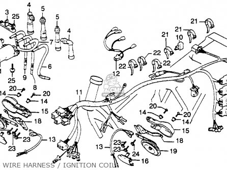 1981 Cb900 Wiring Diagram, 1981, Free Engine Image For