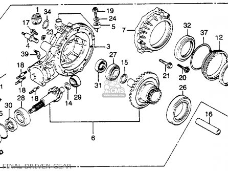 1983 Honda Shadow 750 Engine Diagram Honda Shadow 750 Fuse