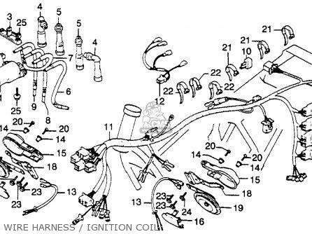 Custom Honda Wiring Harness
