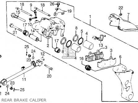 Wiring Diagram Honda Cx500 1981 1981 Honda CX500