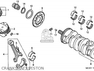 Honda CB900F HORNET 2003 (3) EUROPEAN DIRECT SALES parts