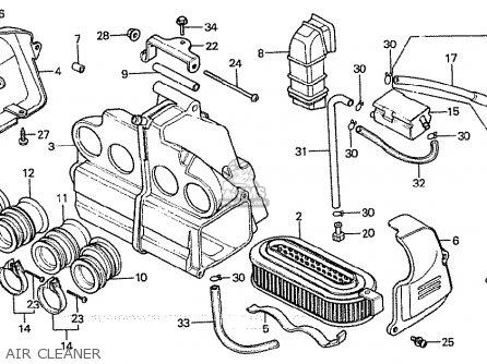 Honda 1986 Vacuum Line Diagram 2Jzgte Vacuum Diagram