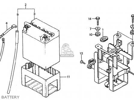 G1 Starter Wiring Diagram