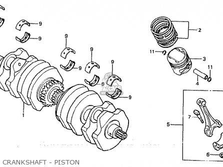 Honda CB900FZ BOL D'OR parts lists and schematics