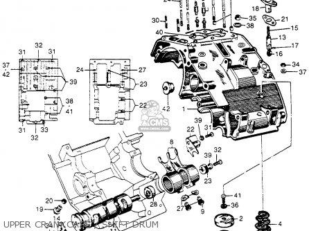 Honda CB92 BENLY SUPER SPORT 1959 USA parts lists and
