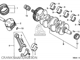 Honda CBF600N 2004 (4) EUROPEAN DIRECT SALES / KPH parts