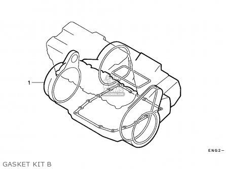 Honda CBR1000F 1993 (P) AUSTRALIA parts lists and schematics