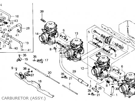 Honda Cbr1000f Hurricane1000 1988 (j) Usa California parts
