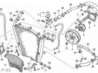 Honda CBR1000RR 2005 (5) JAPAN SC57-110 parts lists and