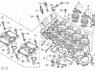 Honda CBR1000RR 2006 (6) JAPAN SC57-120 parts lists and