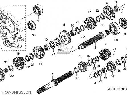 Honda CBR1000RR 2006 (6) USA parts lists and schematics
