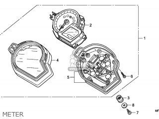 Honda Cbr1000rr 2009 (9) Eurodirectsales / Type 2 Mme Tri