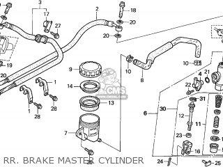 Honda Cbr1100xx Super Blackbird 1998 France / Kph parts