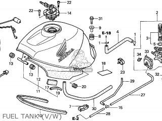 Honda Cbr1100xx Super Blackbird 1998 Germany / Kph parts