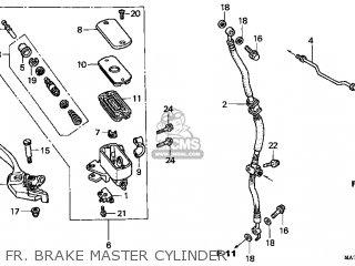 Honda CBR1100XX SUPERBLACKBIRD 1997 (V) USA CALIFORNIA