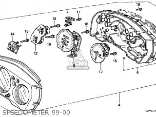 Honda CBR1100XX SUPERBLACKBIRD 1998 (W) USA CALIFORNIA