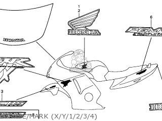 Honda CBR1100XX SUPERBLACKBIRD 1999 (X) AUSTRALIA / KPH