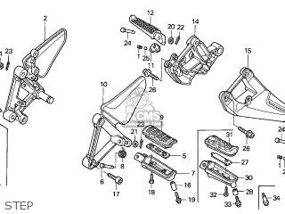 Honda CBR1100XX SUPERBLACKBIRD 1999 (X) EUROPEAN DIRECT