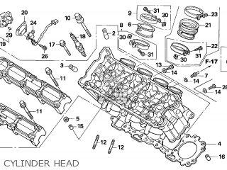 Honda CBR1100XX SUPERBLACKBIRD 1999 (X) FRANCE / KPH parts