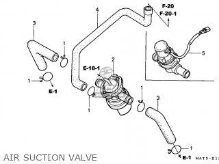Honda Proportioning Valve, Honda, Free Engine Image For