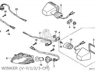 Honda CBR1100XX SUPERBLACKBIRD 1999 (X) SWEDEN / KPH parts