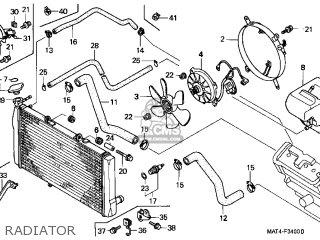 Honda CBR1100XX SUPERBLACKBIRD 2001 (1) CALIFORNIA parts